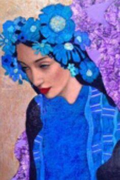 4bc08206c53e83331ef86cb3064a27e7--female-portrait-dame
