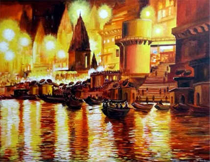 BEAUTY-OF-NIGHT-VARANASI-GHAT-03
