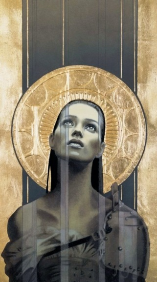 Manuel-Nuñez-Art-nuveau-painting-9