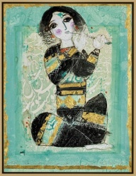 nasser-ovissi-the-flute-player-in-turquoise