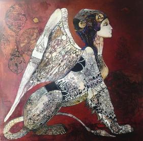 sphinx-olga-zelinska